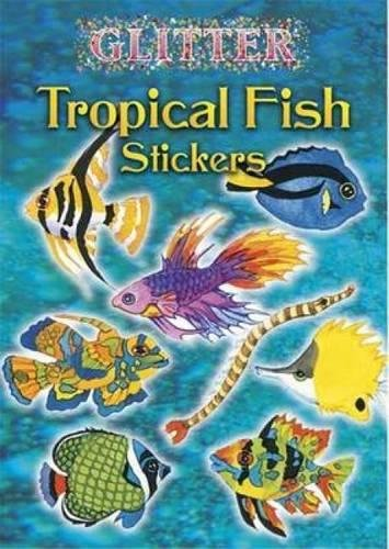 Read Online Glitter Tropical Fish Stickers (Dover Little Activity Books Stickers) PDF