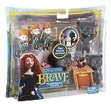 Disney/Pixar Brave Transforming Triplets Dolls