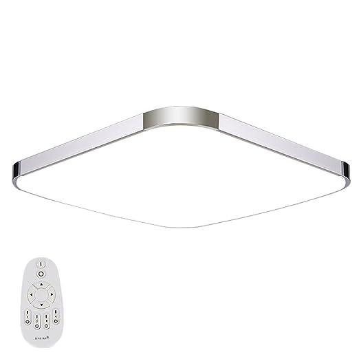 ETiME® LED Deckenleuchte Dimmbar 30cm Deckenlampe Modern ...