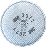 3M Particulate Filter 2071, P95 Respiratory Protection, 50 pairs (100 Individual Filters)