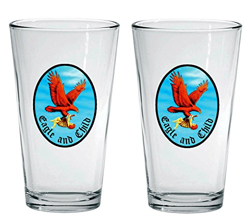 lotr beer glasses - 4