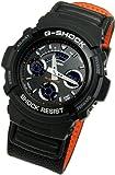 [ジー・ショック]G-SHOCK カシオ 腕時計 メンズ ミリタリー AW-591MS-1 黒  [並行輸入品]