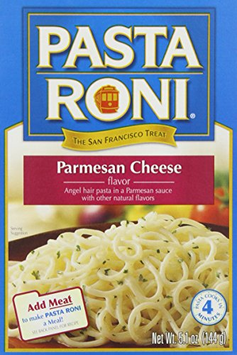 Pasta Roni, Parmesan Cheese Flavor, 5.1 Oz