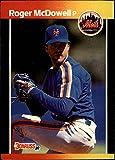 1989 Donruss #265 Roger McDowell Card
