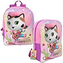 "Disney Sheriff Callie 16"" Backpack"