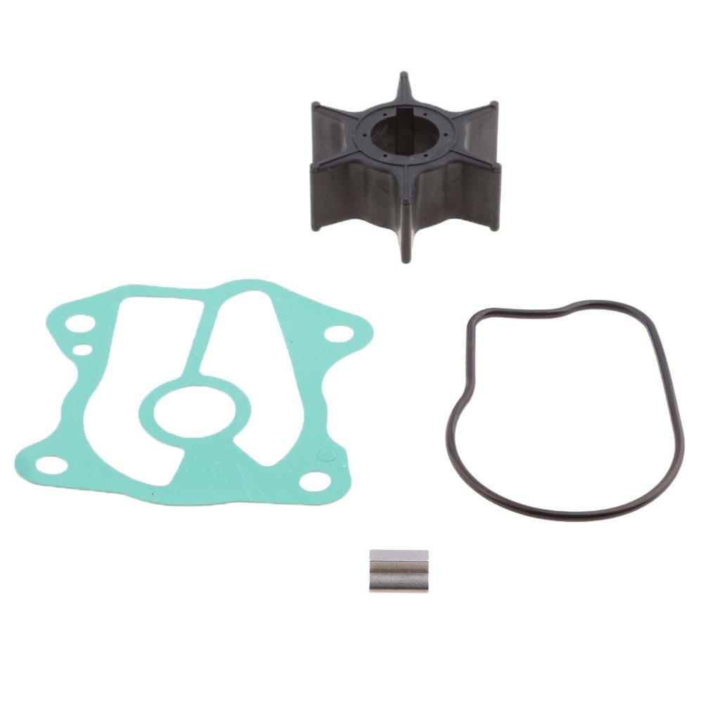 Homyl 06192-ZV5-003 Water Pump Impeller Kit For Honda 35-50 HP BF35/BF40/BF45/BF50