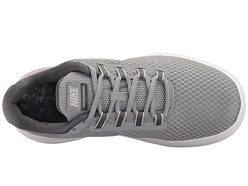 NIKE Womens Lunarconverge Lunarlon Fitness Running Shoes B01LXUWFT2 4 UK|Grey