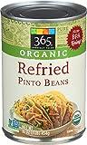 365 Everyday Value, Organic Refried Pinto Beans, 16 oz