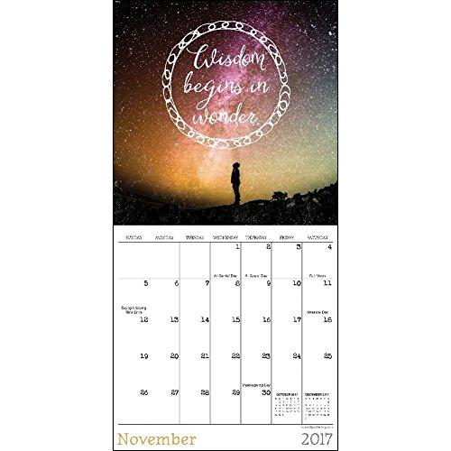 2016 Soar Small Wall Calendar