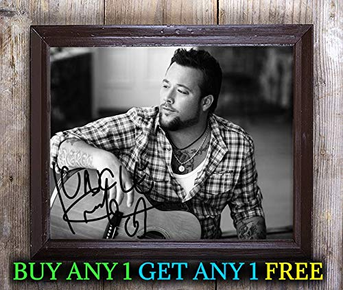 Uncle Kracker Double Wide Autographed Signed 8x10 Photo Reprint #02 Special Unique Gifts Ideas Him Her Best Friends Birthday Christmas Xmas Valentines Anniversary Fathers Mothers Day