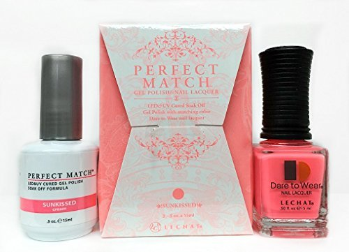 (LECHAT Perfect Match Nail Polish, Sunkissed, 0.500 Ounce)