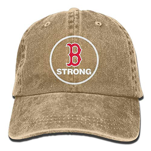 MNBHat Boston Strong Snapback Cotton Cap Natural (Boston Strong Winter Hat)