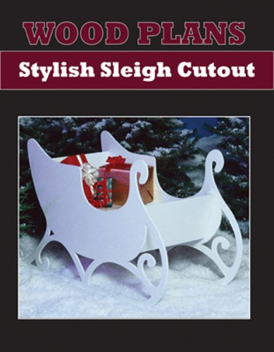 Sleigh Paper Woodworking Plan by the editors of WOOD Magazine