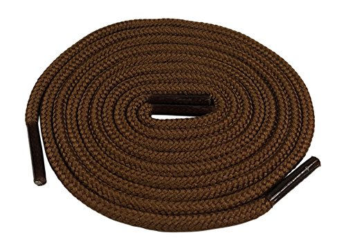 Fintoco Heavy Duty Boot Laces - 30 Inches Brown Shoelaces by Fintoco (Image #3)