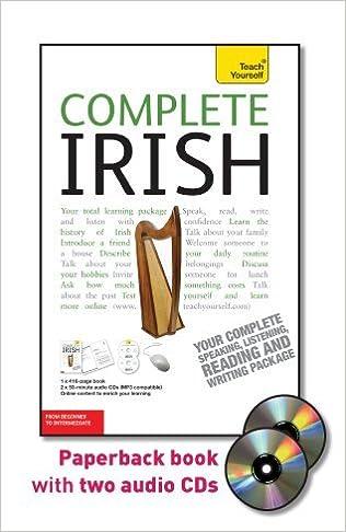 Teach Yourself Irish