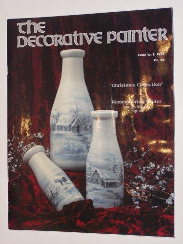 The Decorative Painter, Issue No. 5, 1992, Vol. XX (Vol. 20) - Society Decorative Painters