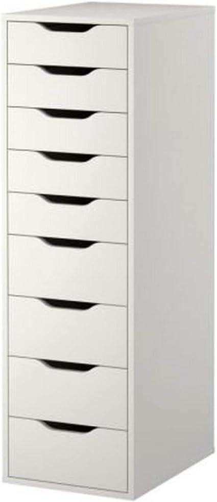 Cassettiera Malm Ikea Usata.Amazon Com Ikea Alex Drawer White Home Kitchen