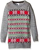 612 League Girls' Dress (ILW00S520049TC_Grey_7-8YRS)