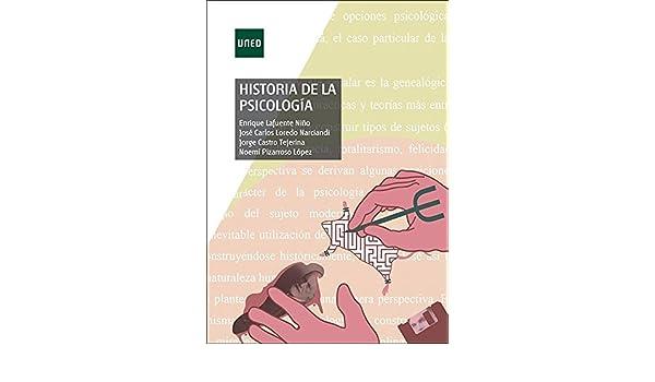 Historia de la psicología: Enrique LAFUENTE NIÑO: 9788436269635: Amazon.com: Books