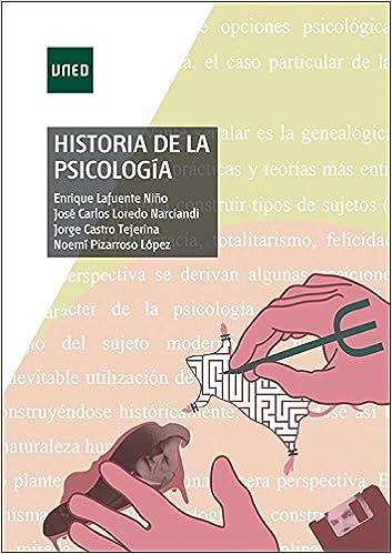 Historia de la psicología (GRADO): Amazon.es: Enrique LAFUENTE NIÑO: Libros