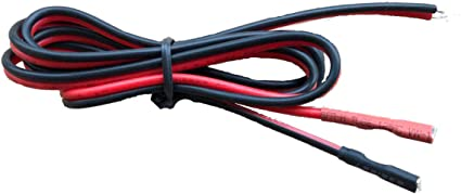 Power Terminal Wire Fastrack EZ Track Lockon Connector for Lionel Accessory 2468 35.8 Inches