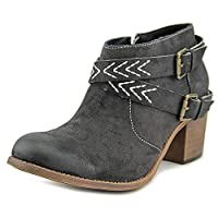Roxy Womens Janis Closed Toe Ankle Fashion Boots