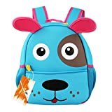 Best Backpacks For Toddlers - Children Toddler Kid's Backpack 3D Zoo Animal Cartoon Review