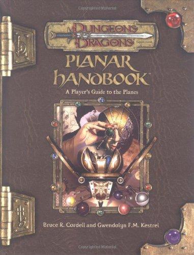 Read Online Planar Handbook (Dungeon & Dragons d20 3.5 Fantasy Roleplaying) pdf epub