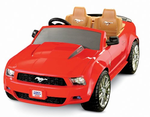 amazoncom fisher price power wheels ford mustang toys games