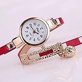 Pocciol Women Love Vintage Watches Weave Wrap