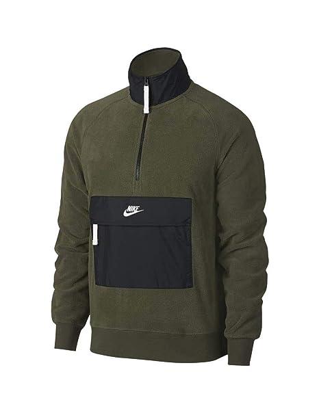 Nike Herren M NSW Top Hz Core Wntr SNL Jacke Light Silver