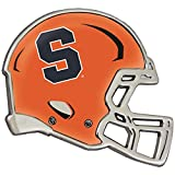 Syracuse Orange Auto Emblem - Helmet