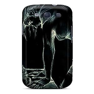 Fashion DJGBw948WTMFI Case Cover For Galaxy S3(linkin Park)