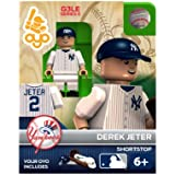 MLB New York Yankees Derek Jeter Generation 3 Toy Figure