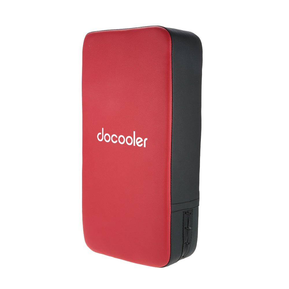 Docooler Sourcingbay rectangle Kick Pad Pied mise au point Cible Pad Strike Shield pour perforation de boxe karat/é dentra/înement
