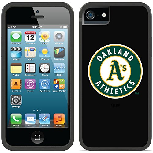 Coveroo CandyShell Card Cell Phone Case For iPhone 5s / 5  - Oakland Athletics - Circle design - Oakland Athletics Design