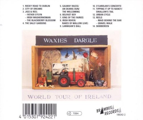 World tour of ireland by Brambus Records