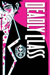amazon com deadly class deluxe edition volume 2 the funeral party
