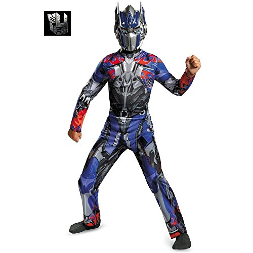 Transformers: Optimus Prime Classic Kids Costume - Optimus Prime Costumes