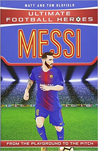 Messi From the Playground to the Pitch
