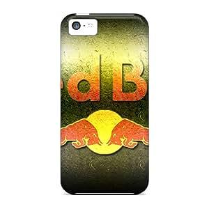 [ZiY11702yeNb] - New Red Bull Protective Iphone 5c Classic Hardshell Case