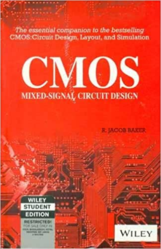 Cmos Circuit Design Book
