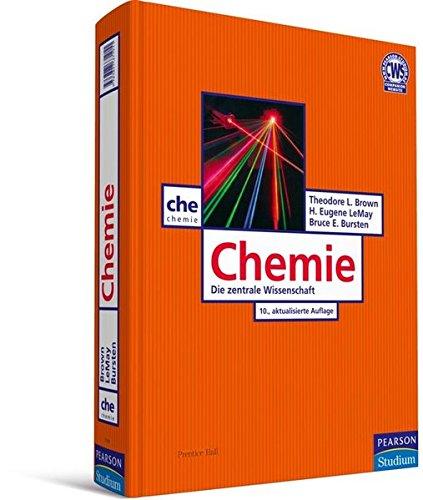 Chemie: Die zentrale Wissenschaft (Pearson Studium - Chemie)