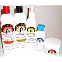 Natural Hair Total Care & Growth System