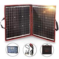 DOKIO 80W Solar Panel Kit 12V / 18V Flex...