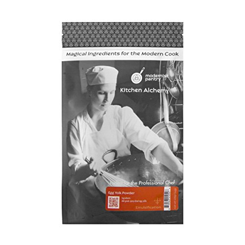 AAA Grade Egg Yolk Powder (⊘ Non-GMO ✡ OU Kosher Certified Pasteurized, Made in USA, Produced from the Freshest of Eggs) - 400g/14oz (Grade Eggs)