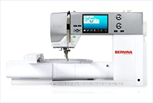BERNINA 560 E Sewing and Embroidery Machine Includes Embroidery Module