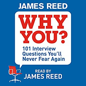 Why You? Audiobook