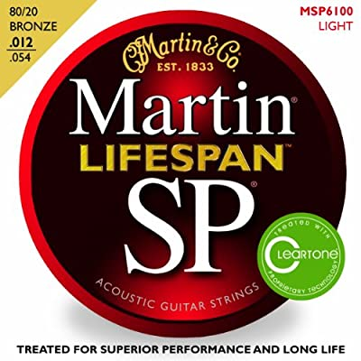 Martin MSP6100 Acoustic Guitar Strings