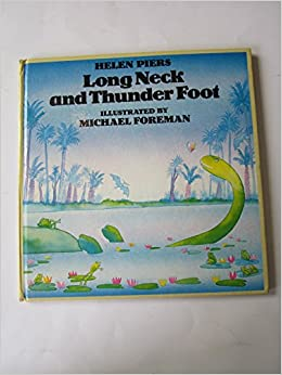 Book LONG NECK AND THUNDER FOOT